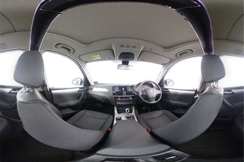 2016 BMW X series SUV X3 xDrive20d xLine