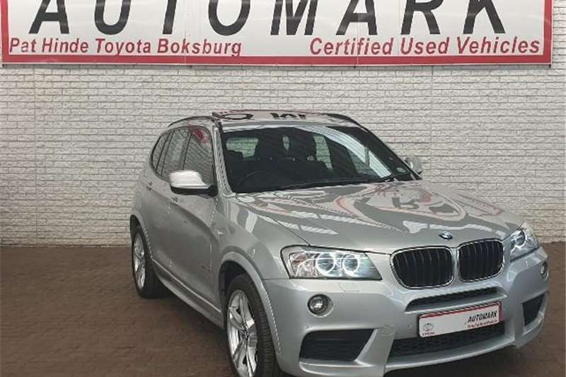 BMW X Series SUV X3 xDrive20i 2013