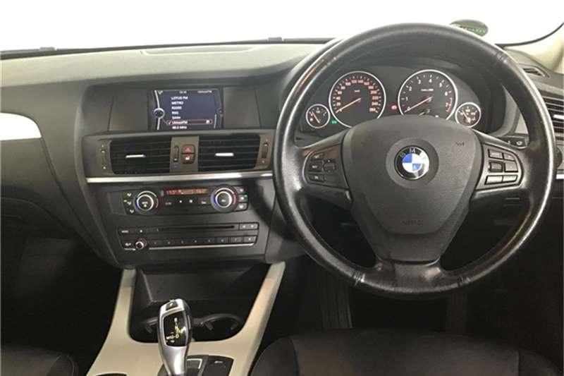 Used 2012 BMW X Series SUV X3 xDrive20i auto
