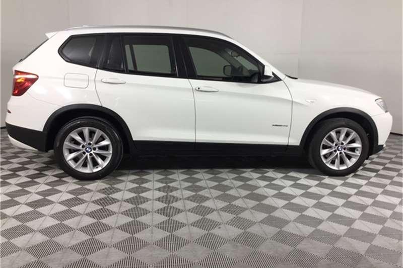 2012 BMW X series SUV X3 xDrive20i auto