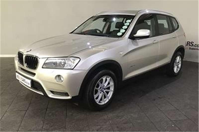 BMW X series SUV X3 xDrive20i auto 2013