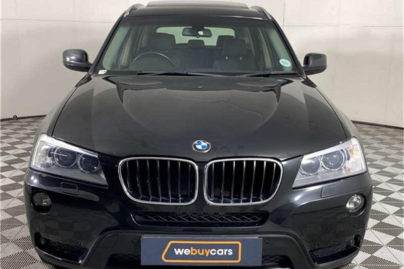 Used 2014 BMW X Series SUV X3 xDrive20i auto