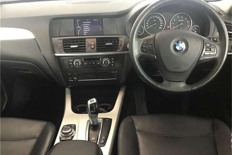 BMW X Series SUV X3 xDrive20i Exclusive auto 2012
