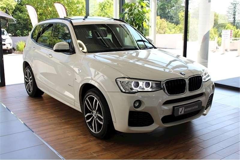 BMW X Series SUV X3 xDrive20i M Sport auto 2015