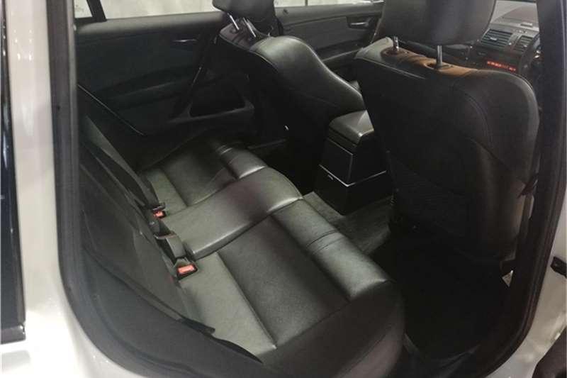 Used 2008 BMW X Series SUV X3 xDrive25i M Sport steptronic