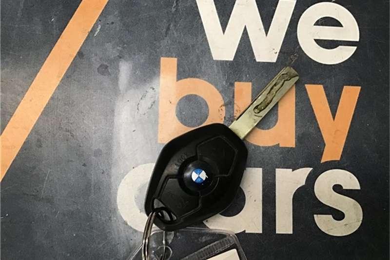 BMW X series SUV X3 xDrive25i steptronic 2007