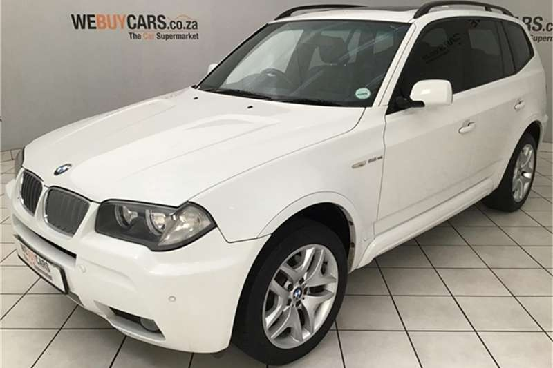 BMW X Series SUV X3 xDrive25i steptronic 2009