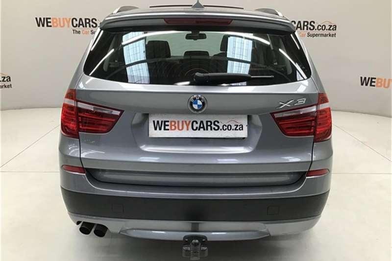 BMW X Series SUV X3 xDrive28i 2012