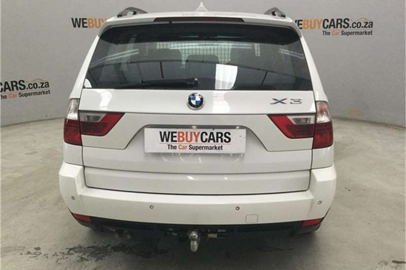 BMW X Series SUV X3 xDrive30d 2007