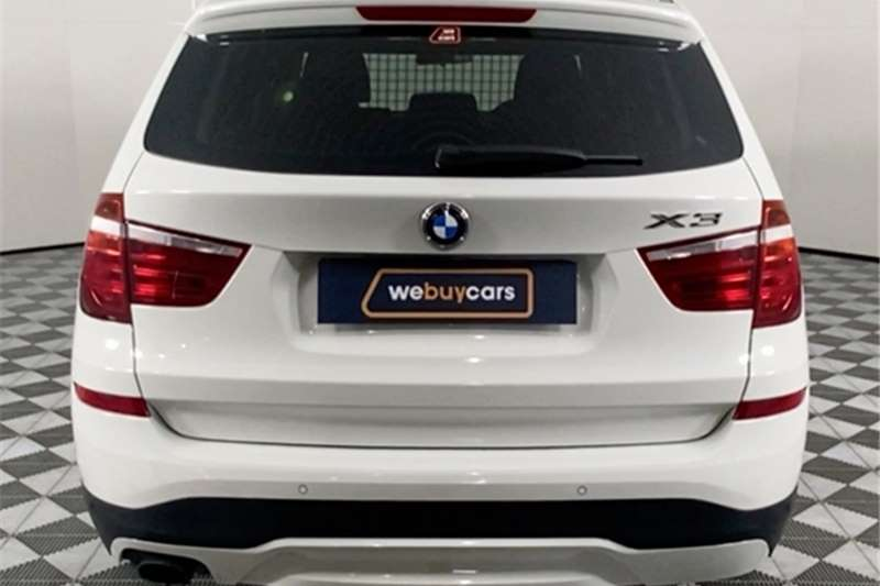 Used 2015 BMW X Series SUV X3 xDrive30d