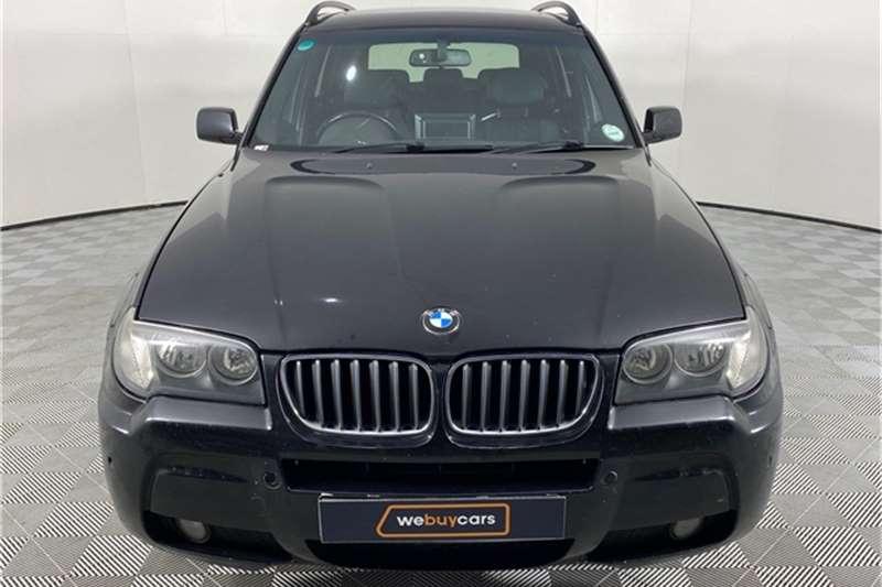 Used 2009 BMW X Series SUV X3 xDrive30d M Sport