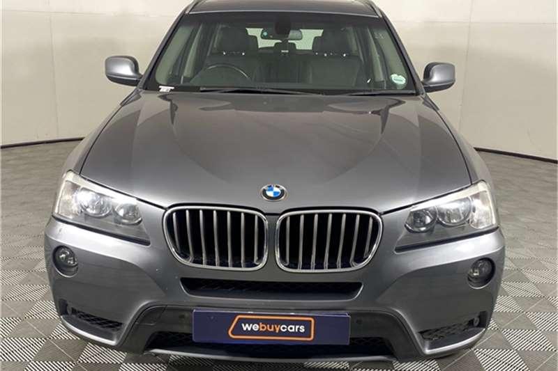 Used 2010 BMW X Series SUV X3 xDrive35i