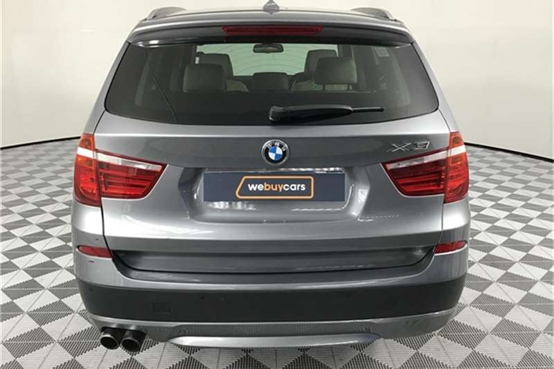BMW X series SUV X3 xDrive35i 2011