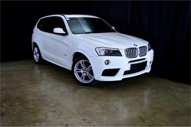 BMW X Series SUV X3 xDrive35i 2015