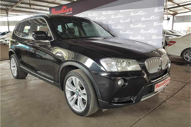 BMW X Series SUV X3 xDrive35i Exclusive 2011