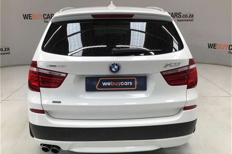 BMW X Series SUV X3 xDrive35i Exclusive 2011