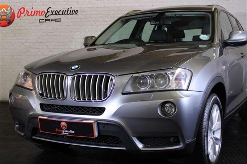 BMW X Series SUV X3 xDrive35i Exclusive 2012