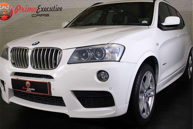 BMW X Series SUV X3 xDrive35i M Sport 2012