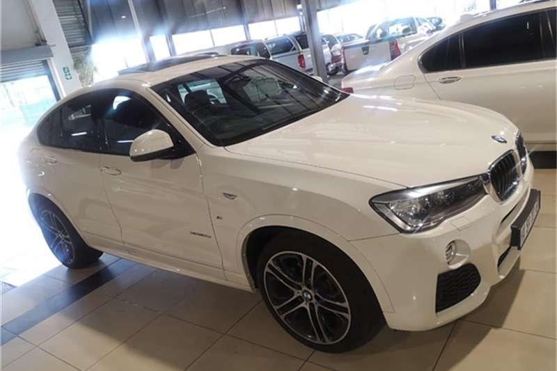 BMW X Series SUV X4 xDrive20d 2015
