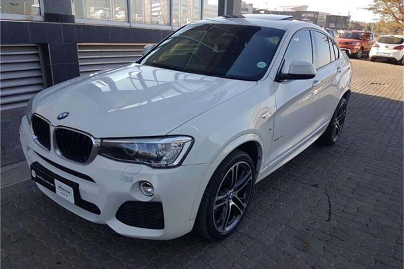 BMW X series SUV X4 xDrive20d M Sport 2014