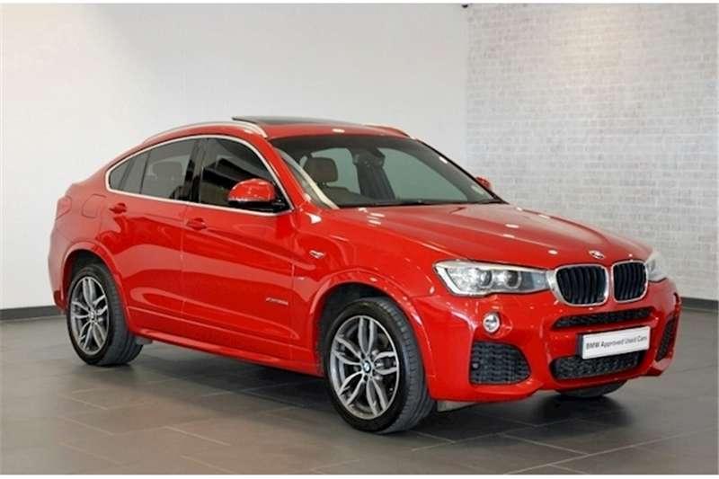 BMW X Series SUV X4 xDrive20d M Sport 2015