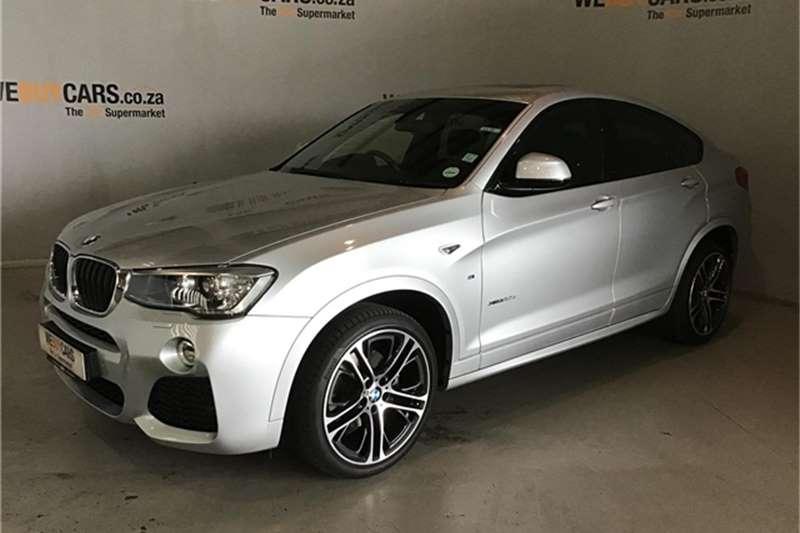 BMW X Series SUV X4 xDrive20d M Sport 2016