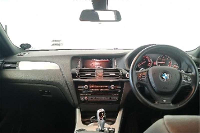 2016 BMW X series SUV X4 xDrive20d M Sport