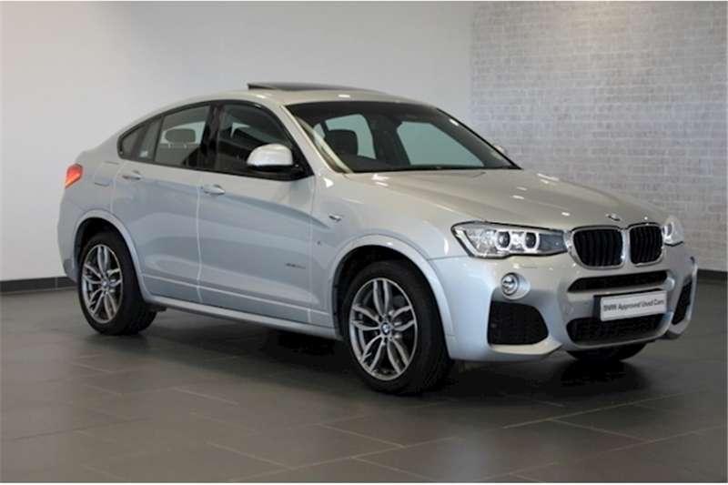 BMW X Series SUV X4 xDrive20d M Sport 2017