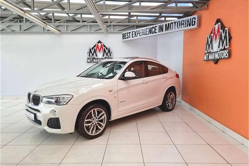 Used 2017 BMW X Series SUV X4 xDrive20d M Sport