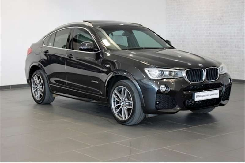 BMW X Series SUV X4 xDrive20d M Sport 2018