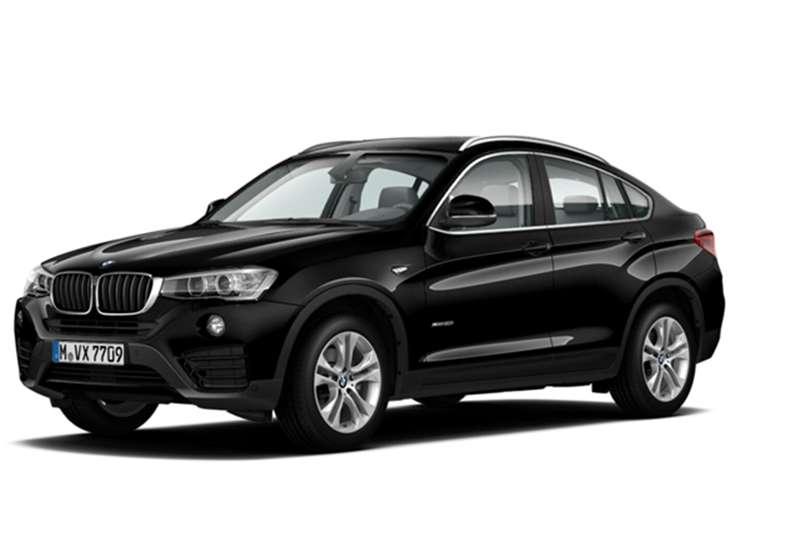 BMW X Series SUV X4 xDrive20i 2015
