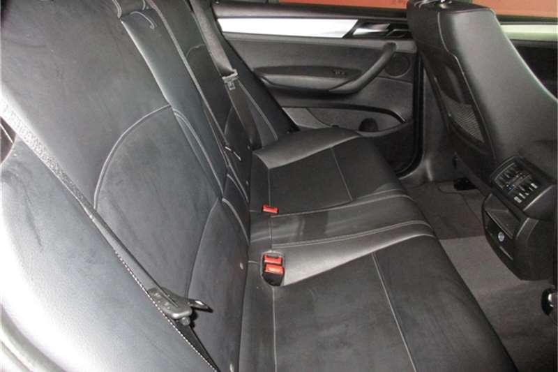 BMW X series SUV X4 xDrive20i M Sport 2014