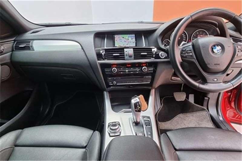 Used 2017 BMW X Series SUV X4 xDrive20i M Sport