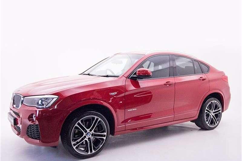 BMW X series SUV X4 xDrive28i M Sport 2014