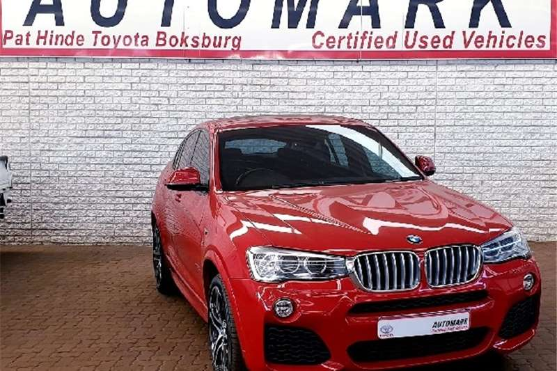 BMW X Series SUV X4 xDrive30d 2015