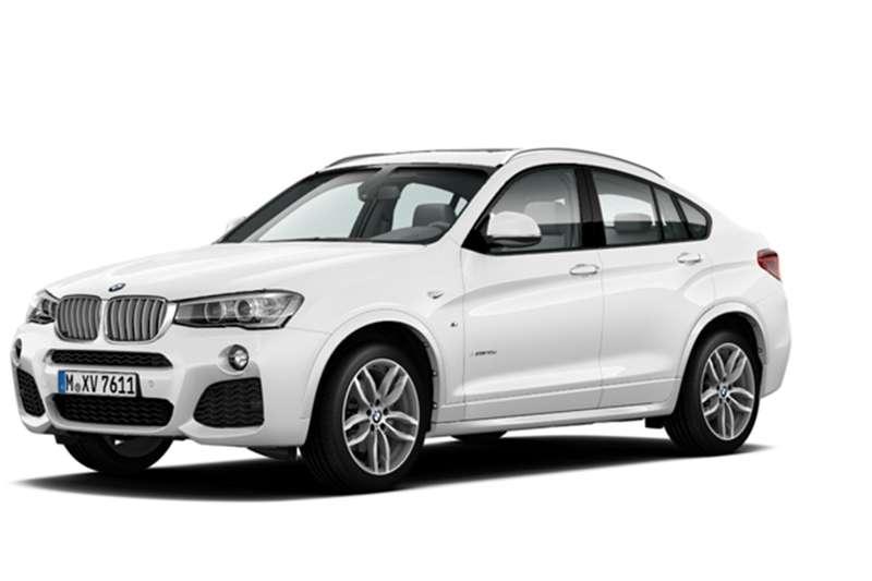 BMW X Series SUV X4 xDrive30d 2016