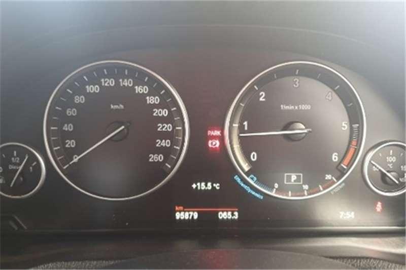 BMW X Series SUV X4 xDrive30d M Sport 2015
