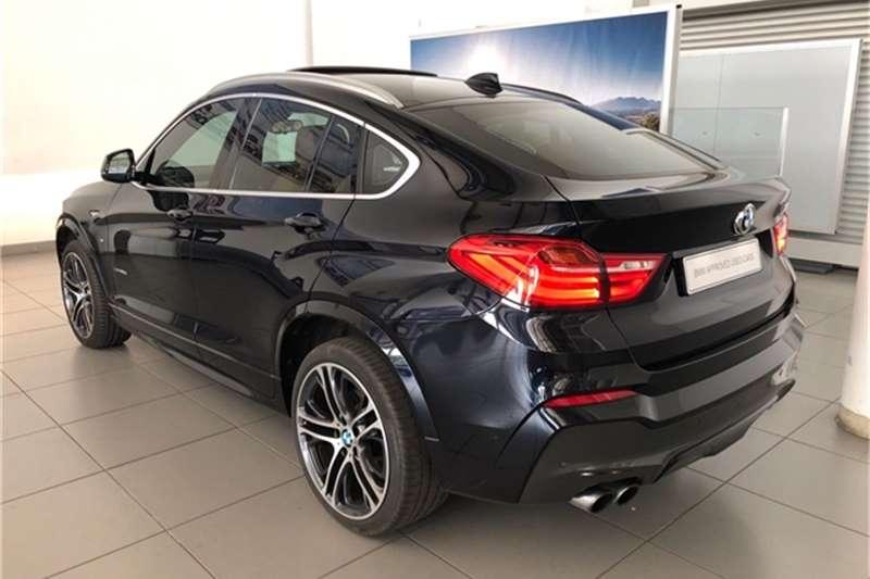 2016 BMW X series SUV X4 xDrive30d M Sport