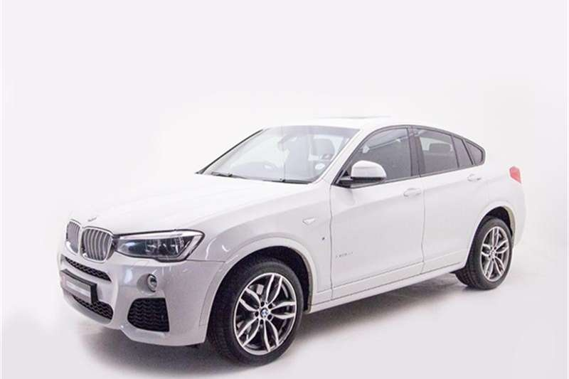BMW X Series SUV X4 xDrive35i 2014