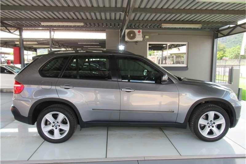 BMW X Series SUV X5 3.0d 2007
