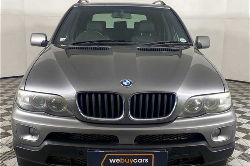 Used 2005 BMW X Series SUV X5 3.0d steptronic