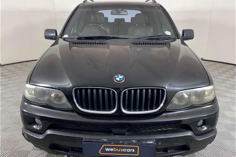 Used 2006 BMW X Series SUV X5 3.0d steptronic