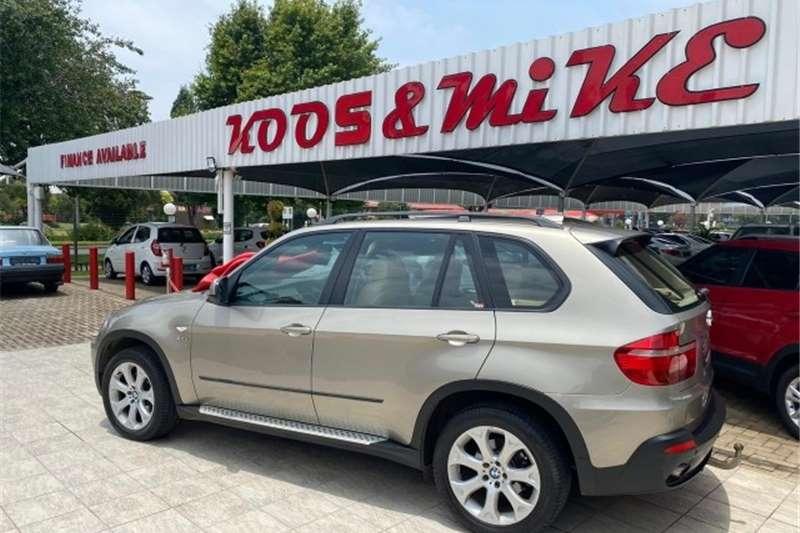 BMW X Series SUV X5 3.0d steptronic 2007