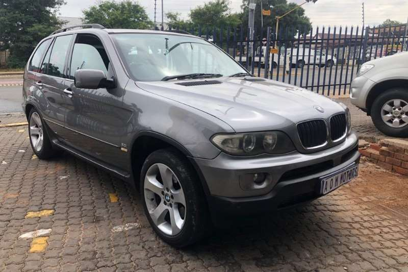 BMW X Series SUV X5 3.0i 2005