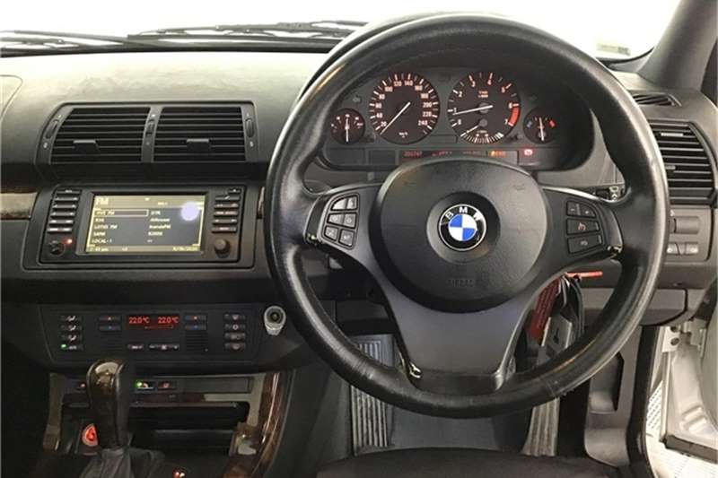 BMW X Series SUV X5 3.0i Activity steptronic 2004