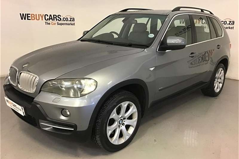 BMW X Series SUV X5 4.8is steptronic 2007