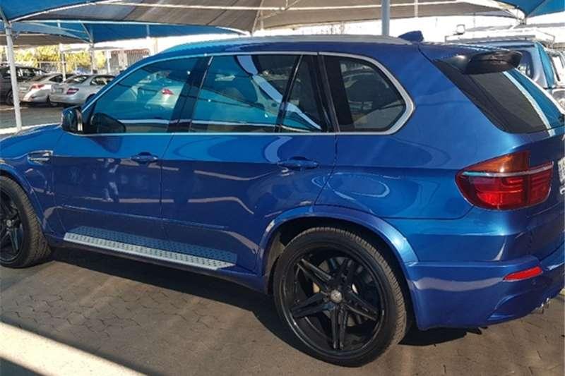 BMW X Series SUV X5 M 2013