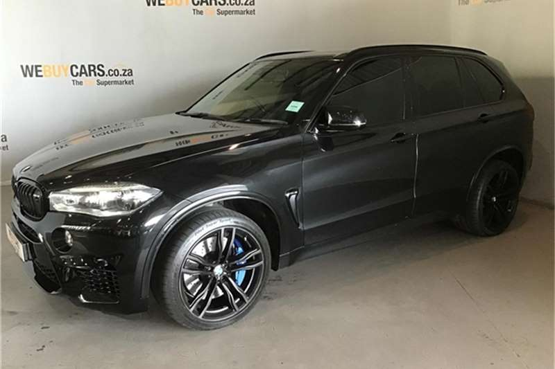 BMW X Series SUV X5 M 2015