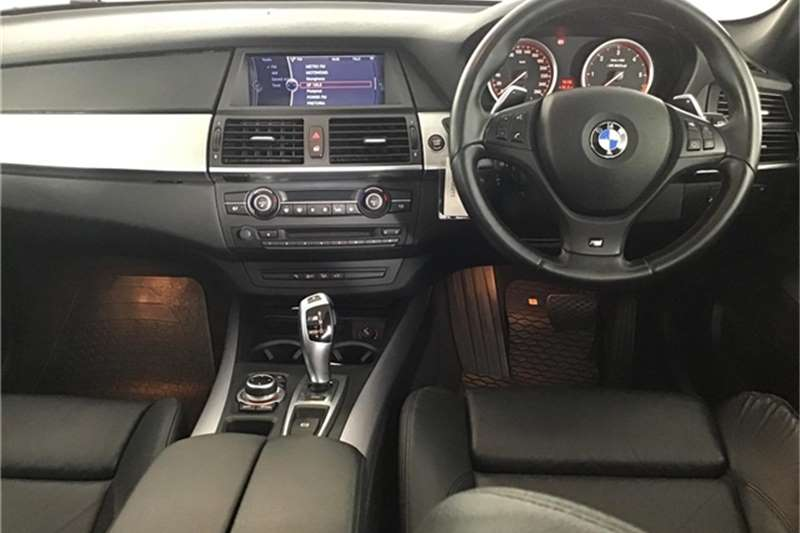 BMW X Series SUV X5 M50d 2013