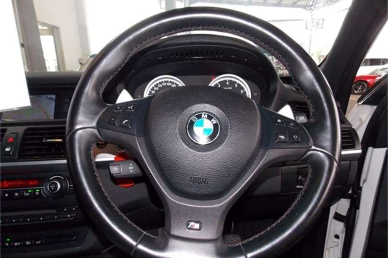 BMW X Series SUV X5 M50d 2014